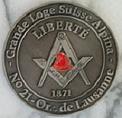 Loge La Liberté Lausanne